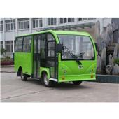 湖南厂家直销 13座封闭式电动旅游观光车