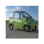 樂途超微型四輪電動車 封閉款 綠